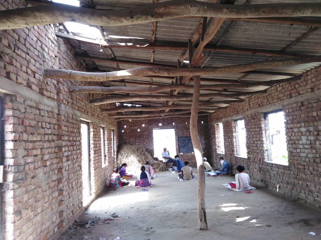 Destruction Done By Amphan At Jogendrapur Mukti Support Scho...