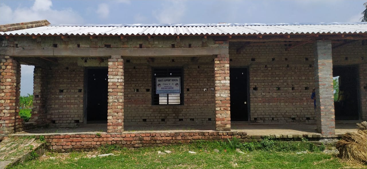 Mukti Reconstructed  Jogendrapur Mukti Support School