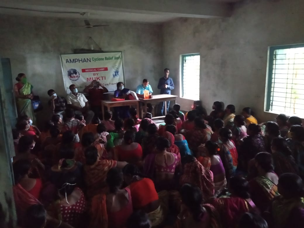 Mukti Conducted A Meeting For The New Shg Members Of Malekan...