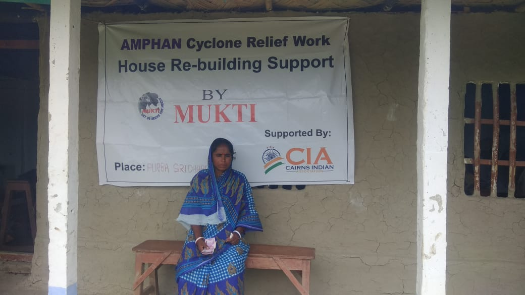 Mukti In Association With Cia Arranged 0% Home Loan For The Shg Members Of Purba Sridharpur
