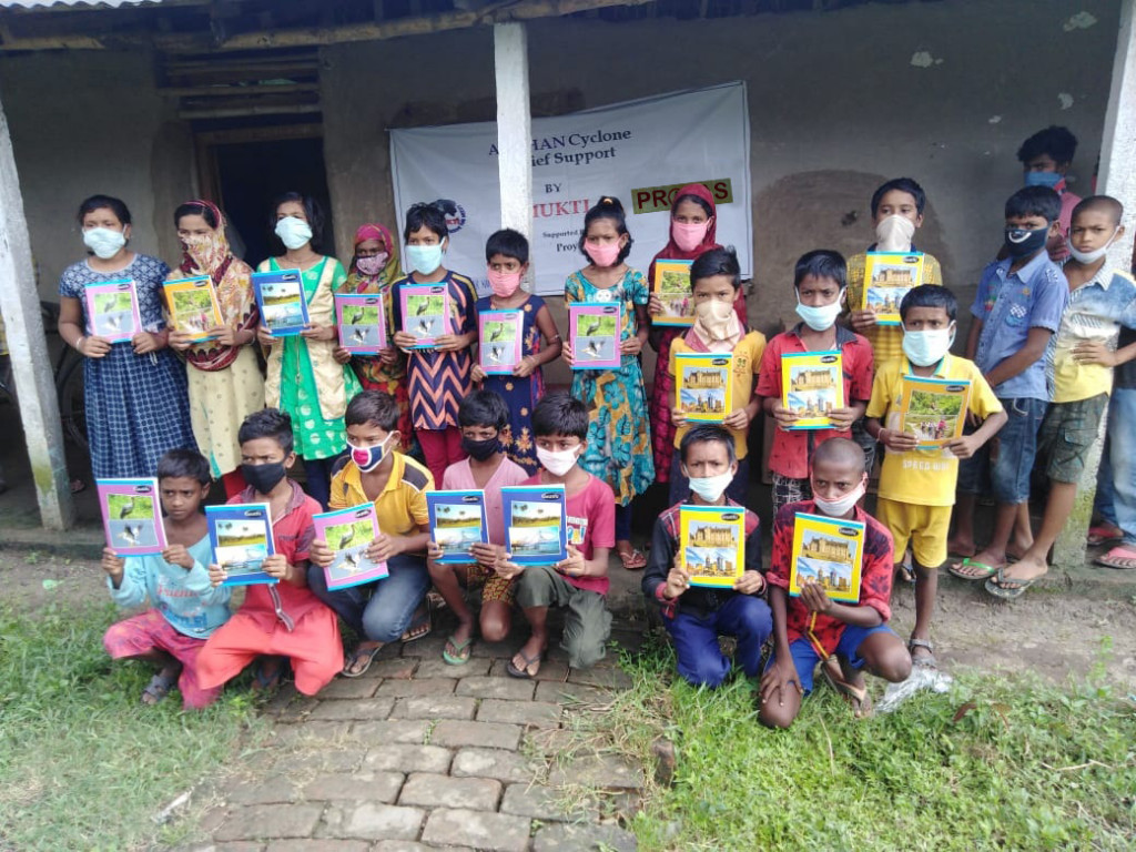 Mukti In Associaiton With Proyas Distributed Stationary Good...