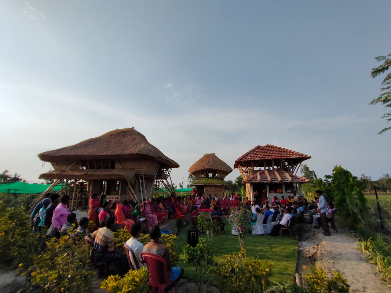 Mukti Invited The Villagers Of Mukti Gram To Experience The ...