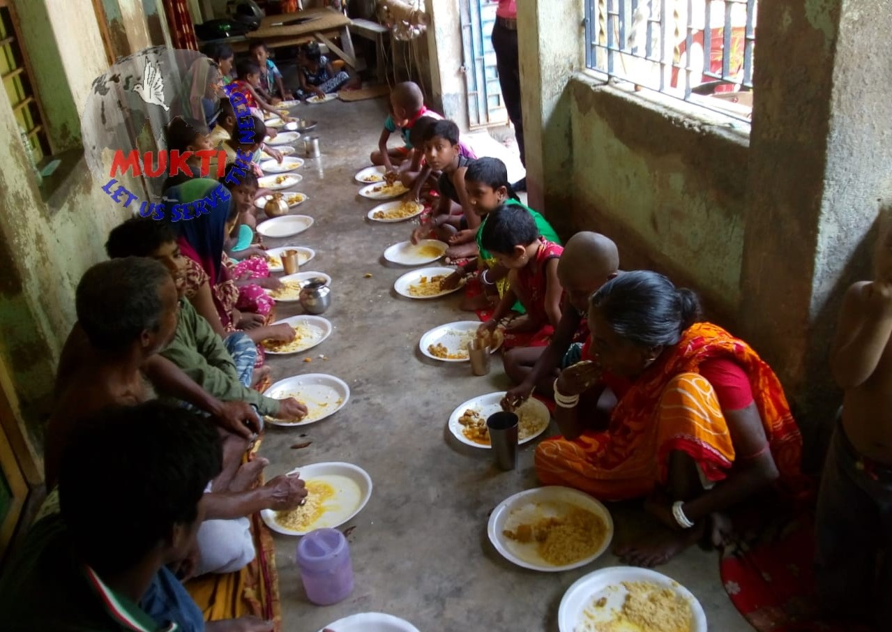Mukti Community Kitchen Serving The Yaas Affected Families A...