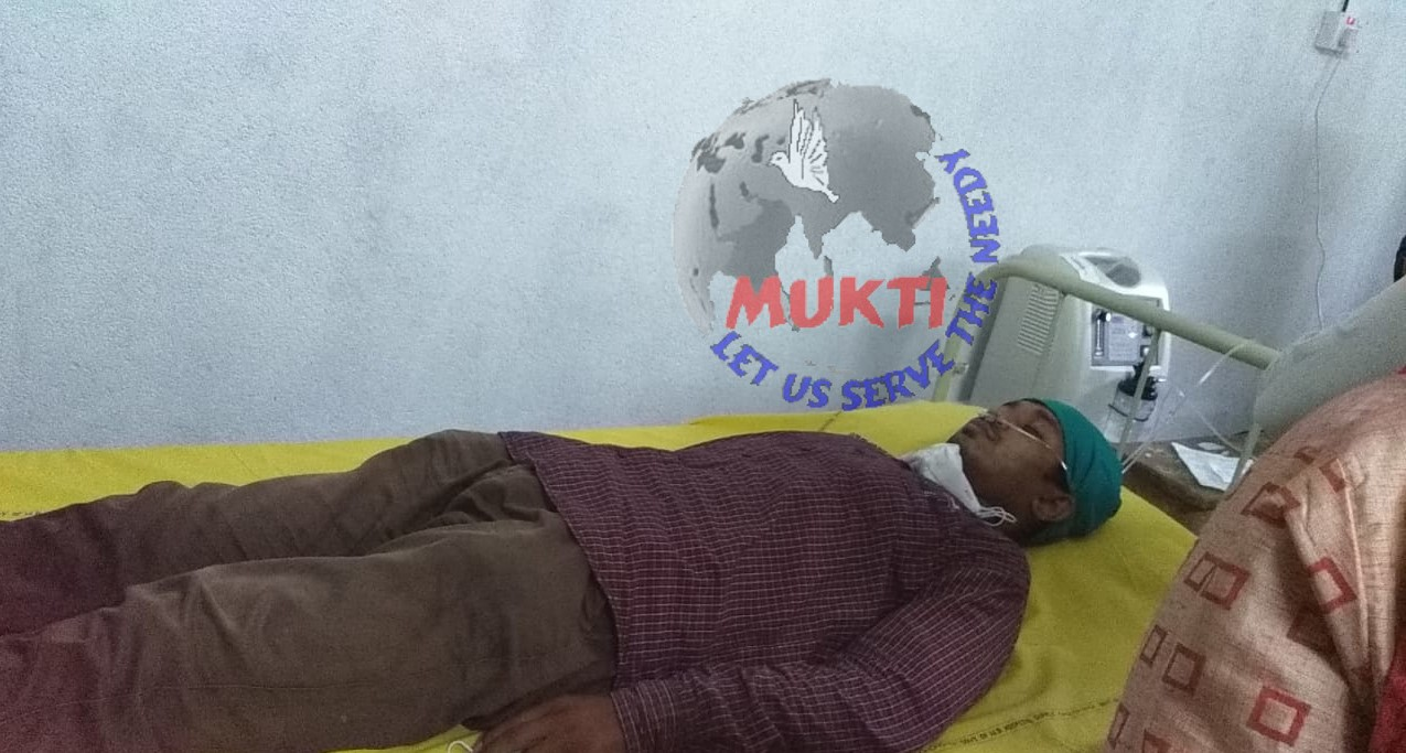 Mukti In Association With Asfhm Inaugurated Oxygen Parlor On...