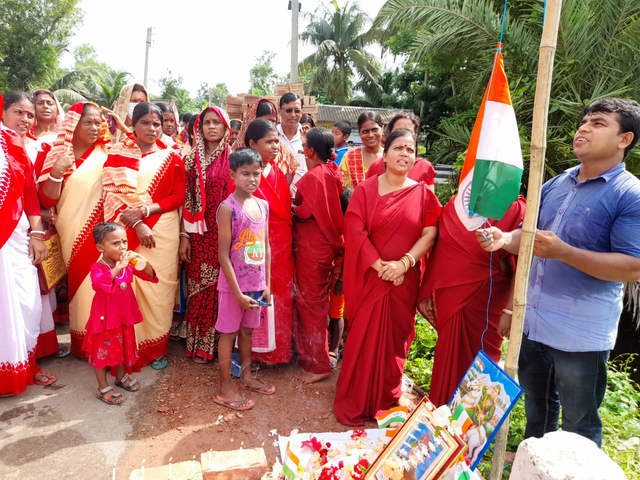 Mcdf Members Celebrated 75th Independence Day