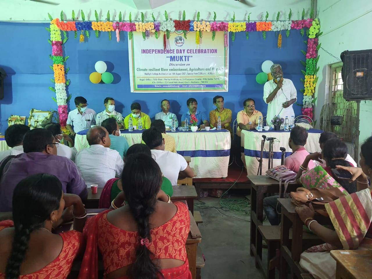 Mukti On The Occasion Of 75th Independence Day Organized A C...