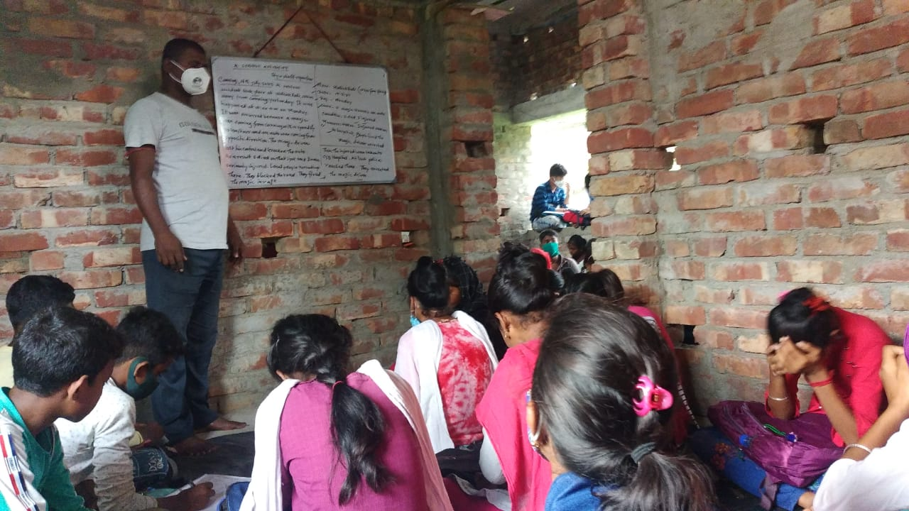 Kolkata Foundation Supported The Mukti Support School (mss) ...