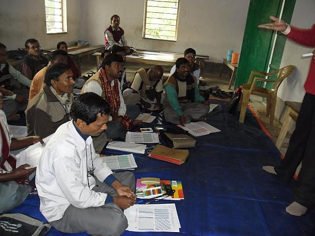 Donate the Salary of a Coaching Center Teacher for 3 months