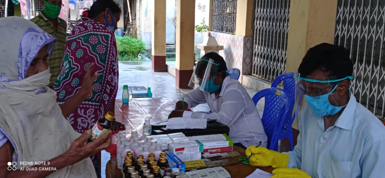 Medical Camps of Mukti are on Move Again to Help the Needy Who Are in Need of Medical Care